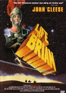 Life Of Brian - Swedish DVD cover (xs thumbnail)