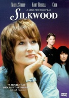 Silkwood - DVD cover (xs thumbnail)