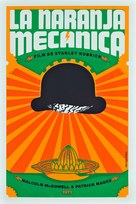A Clockwork Orange - Cuban Movie Poster (xs thumbnail)