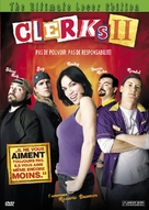 Clerks II - French DVD movie cover (xs thumbnail)