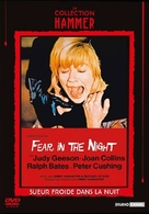 Fear in the Night - French DVD cover (xs thumbnail)