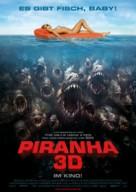 Piranha - German Movie Poster (xs thumbnail)