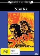 Simba - Australian Movie Cover (xs thumbnail)