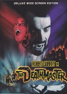 Deathmaster - DVD cover (xs thumbnail)
