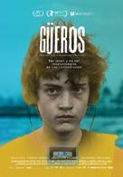 Güeros - Mexican Movie Poster (xs thumbnail)
