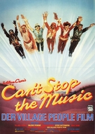 Can't Stop the Music - German Movie Poster (xs thumbnail)