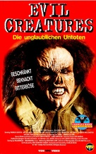 The Creeps - German VHS cover (xs thumbnail)