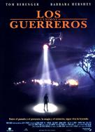 Last of the Dogmen - Spanish Movie Poster (xs thumbnail)