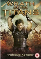 Wrath of the Titans - British DVD cover (xs thumbnail)