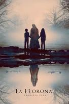 The Curse of La Llorona - Czech Video on demand movie cover (xs thumbnail)