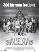 Meet the Spartans - Danish poster (xs thumbnail)