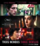 Trois mondes - French Movie Cover (xs thumbnail)