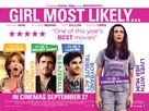 Girl Most Likely - British Movie Poster (xs thumbnail)