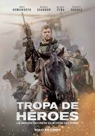 12 Strong - Argentinian Movie Poster (xs thumbnail)
