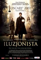 The Illusionist - Polish Movie Poster (xs thumbnail)