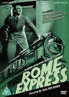 Rome Express - British DVD cover (xs thumbnail)
