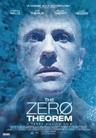 The Zero Theorem - Canadian Movie Poster (xs thumbnail)