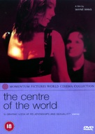 The Center of the World - British Movie Cover (xs thumbnail)