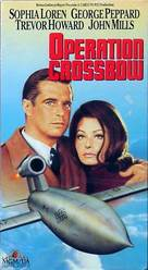 Operation Crossbow - VHS movie cover (xs thumbnail)