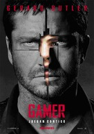 Gamer - Spanish Movie Poster (xs thumbnail)