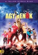 """""""The Big Bang Theory"""" - Hungarian DVD cover (xs thumbnail)"""