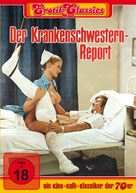 Krankenschwestern-Report - German DVD cover (xs thumbnail)