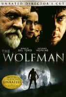The Wolfman - DVD cover (xs thumbnail)