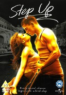Step Up - British DVD cover (xs thumbnail)