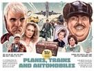 Planes, Trains & Automobiles - Re-release movie poster (xs thumbnail)