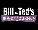 Bill & Ted's Bogus Journey - Logo (xs thumbnail)