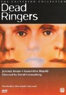 Dead Ringers - Dutch DVD movie cover (xs thumbnail)
