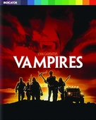 Vampires - British Movie Cover (xs thumbnail)