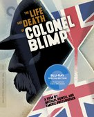 The Life and Death of Colonel Blimp - Blu-Ray movie cover (xs thumbnail)
