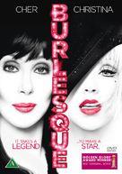 Burlesque - Danish DVD cover (xs thumbnail)