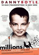 Millions - Danish Movie Poster (xs thumbnail)