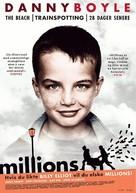 Millions - Danish Movie Poster (xs thumbnail)