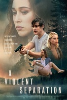 A Violent Separation - Movie Poster (xs thumbnail)