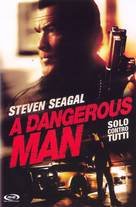 A Dangerous Man - Italian Movie Cover (xs thumbnail)