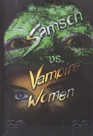 Santo vs. las mujeres vampiro - DVD cover (xs thumbnail)