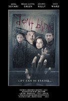 Don't Blink - Movie Poster (xs thumbnail)