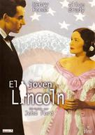 Young Mr. Lincoln - Spanish Movie Cover (xs thumbnail)