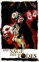 Die Säge des Todes - Swiss DVD cover (xs thumbnail)