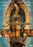Guadalupe - Mexican DVD cover (xs thumbnail)