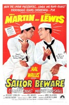 Sailor Beware - Re-release poster (xs thumbnail)