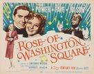 Rose of Washington Square - Movie Poster (xs thumbnail)