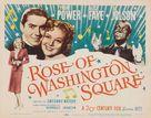 Rose of Washington Square - Movie Poster (xs thumbnail)