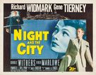 Night and the City - Movie Poster (xs thumbnail)