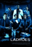 Takers - Brazilian Movie Poster (xs thumbnail)