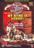 Il Mio Nome E Nessuno - Australian Movie Cover (xs thumbnail)