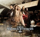 The Three Musketeers - Argentinian Movie Poster (xs thumbnail)